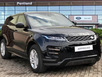 used Land Rover Range Rover evoque 2019 Perth R-DYNAMIC S