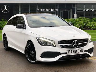 used Mercedes CLA200 ClaAMG Line Night Edition Plus 5dr Tip Auto