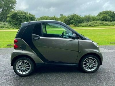 used Smart ForTwo Coupé 0.8TD Passion (45bhp)