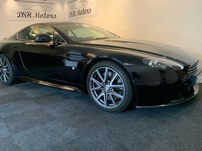 used Aston Martin Vantage Coupe S Coupe (2011) 2d Sportshift