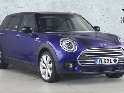 used Mini Cooper D Clubman Exclusive