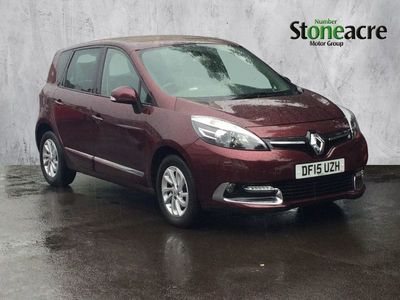 used Renault Scénic Dynamique Tomtom Dci S/S 1.6 TD ENERGY Dynamique Tom Tom MPV 5dr Diesel Manual (s/s) (114 g/km, 130 bhp)