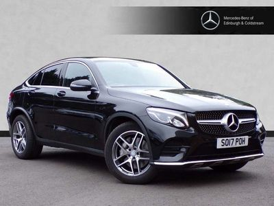 used Mercedes 220 GLC Coupe Glc4Matic Amg Line 5Dr 9G-Tronic