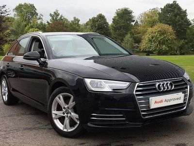 used Audi A4 1.4T FSI Sport 5dr Estate 2016