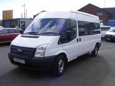 used Ford Transit 135 T350 RWD