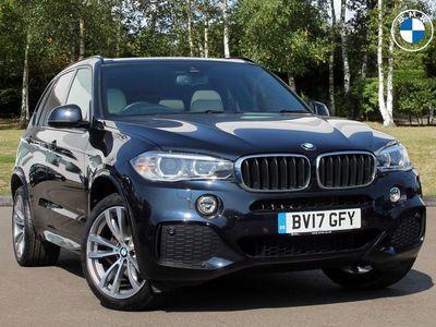 used BMW X5 X5xDrive30d M Sport