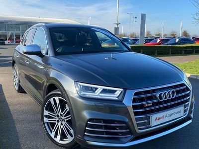 used Audi SQ5 SQ5TFSI QUATTRO Automatic 5-Door