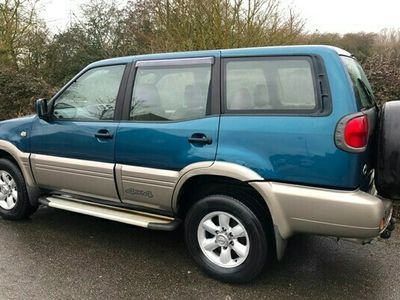 used Nissan Terrano II 2.7 TDi SE+ 5dr Auto 7 Seats Leather Interior 79K