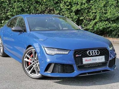 used Audi RS7 Sportback Performance 4.0 TFSI quattro 605 PS tiptronic 8-speed