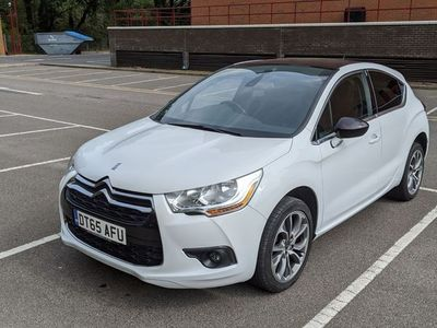 used DS Automobiles DS4 1.6 BlueHDi DStyle Nav EAT6 (s/s) 5dr
