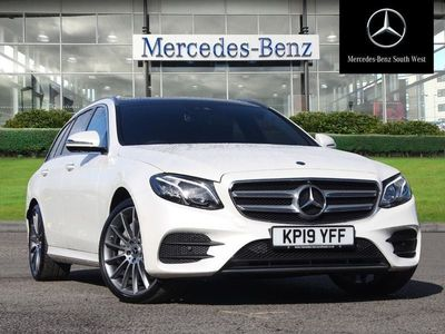 used Mercedes E400 E-Class4Matic Amg Line 5Dr 9G-Tronic