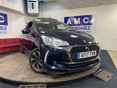 used DS Automobiles DS3 Cabriolet CABRIO 1.6 BlueHDi Elegance (s/s) 2dr