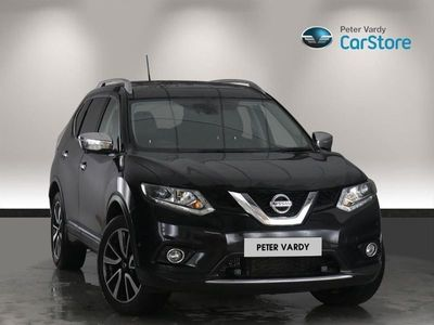 used Nissan X-Trail 1.6 dCi Tekna 5dr 4WD