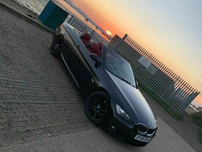 used BMW 335 Cabriolet