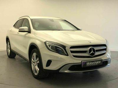 used Mercedes GLA220 Gla4Matic Sport 5dr Auto [Premium]