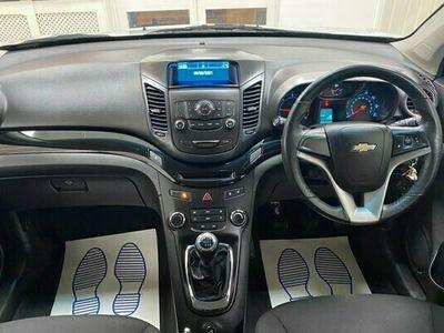 used Chevrolet Orlando Estate 2.0 VCDi LT 5d