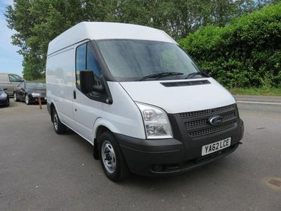 used Ford Transit Low Roof Van TDCi 100ps, 2013 (62)