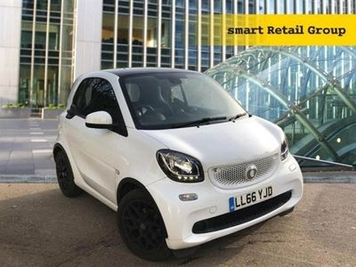 used Smart ForTwo Coupé 1.0 White Edition 2dr Auto