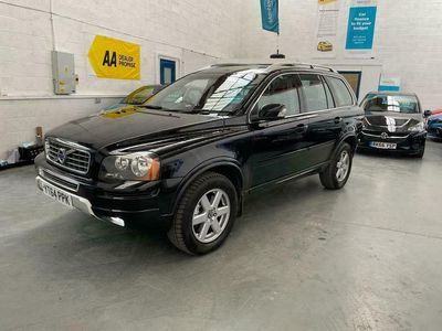 used Volvo XC90 2.4 D5 ES Geartronic AWD 5dr