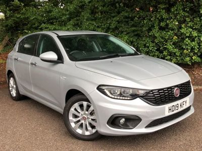 used Fiat Tipo 1.6 MultiJetII Easy Plus (s/s) 5dr