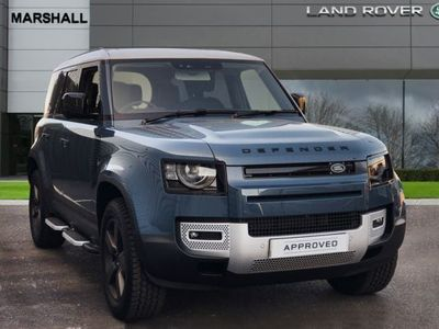 used Land Rover Defender 2.0 D240 HSE 110 5dr Auto [7 Seat]