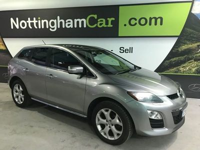 used Mazda CX-7 2.2 D SPORT TECH 5d 173 BHP