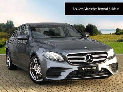 used Mercedes E220 E ClassAmg Line 4Dr 9G-Tronic 2.0