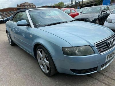 used Audi A4 Cabriolet Cabriolet 1.8 T S line 2dr