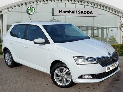 used Skoda Fabia 1.0 MPI (60ps) SE 5-Dr Hatchback