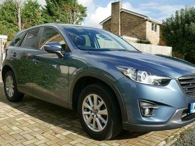 used Mazda CX-5 2.2 SKYACTIV-D SE-L Nav 2WD (s/s) 5dr