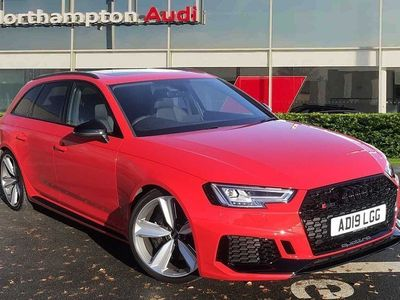 used Audi RS4 RS4Tfsi Quattro Sport Edition 5Dr S Tronic