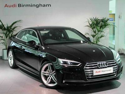 used Audi A5 40 TDI S Line 2dr S Tronic