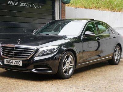 used Mercedes S400 S CLASS 3.5SE Line L (Executive) 7G-Tronic Plus (s/s) 4dr Auto