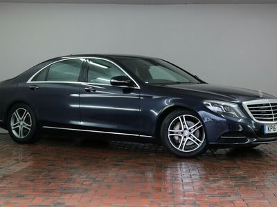 used Mercedes S350 S CLASS DIESEL SALOONL SE Line 4dr 9G-Tronic [Executive] [Heated & Cooled Rear Seats, Airmatic Suspension, Soft Close Doors]