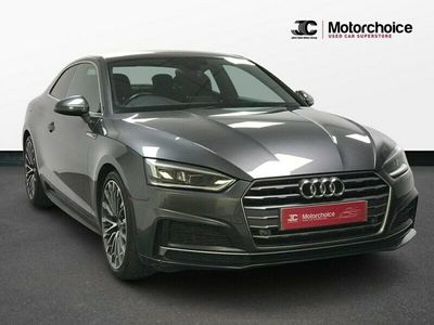 used Audi A5 2.0TDI S Line (190ps) Coupe 2d Tronic