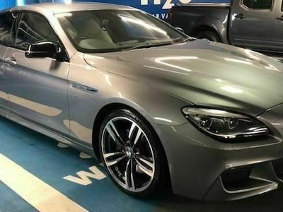 used BMW 640 6 Series Gran Coupe 3.0 d M Sport Gran Coupe Auto (s/s) 4dr