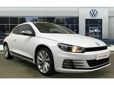 used VW Scirocco 2.0 TSI 180 BlueMotion Tech GT 3dr DSG
