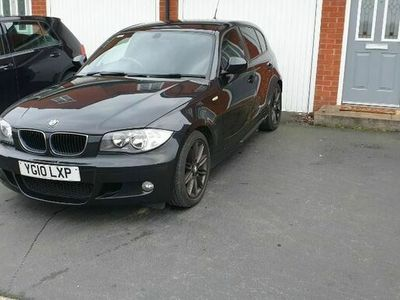 used BMW 118 1 Series 2.0 d M Sport 5dr