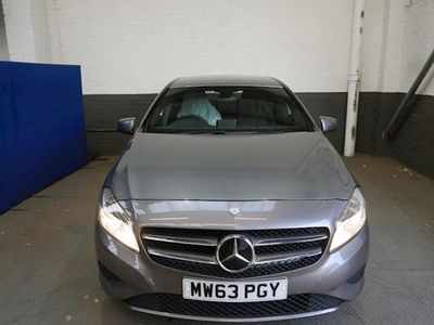 used Mercedes A180 A-Class HatchbackCDI BlueEFFICIENCY SE 5d Auto