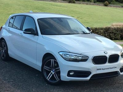 used BMW 118 1 Series D Sport 5Dr [Nav]