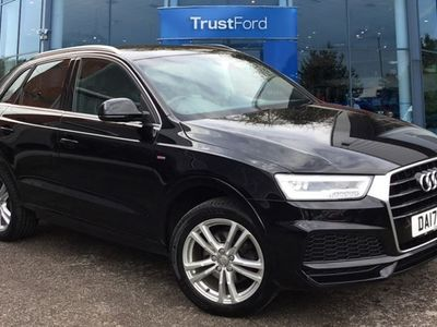 used Audi Q3 1.4T Fsi S Line Edition 5Dr