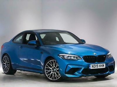 used BMW M2 M2 PetrolCompetition 2dr DCT