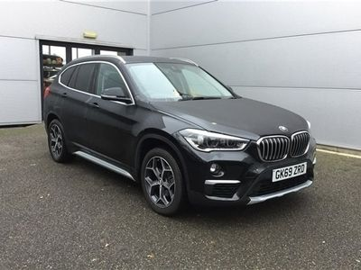 used BMW X1 DIESEL ESTATE xDrive 18d xLine 5dr Step Auto