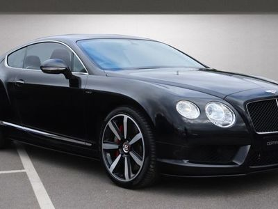 used Bentley Continental GT 4.0 V8 S 2dr