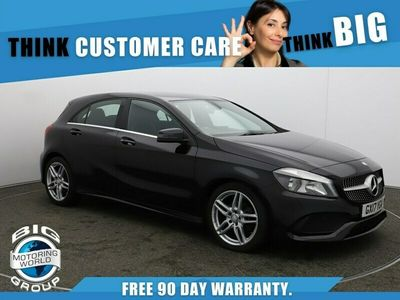 used Mercedes A200 A ClassD AMG LINE for sale   Big Motoring World