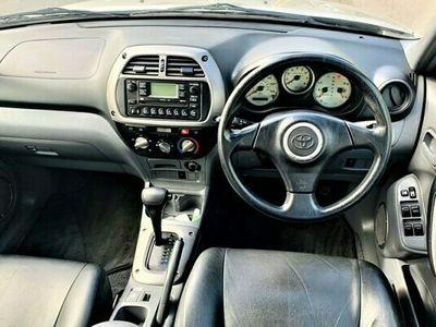 used Toyota RAV4 2.0 GX VVT-I 5d 146 BHP 5-Door