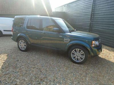 used Land Rover Discovery 4 3.0 TD V6 HSE 4X4 5dr