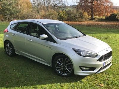 used Ford Focus 1.0 EcoBoost 125 ST-Line 5dr Auto