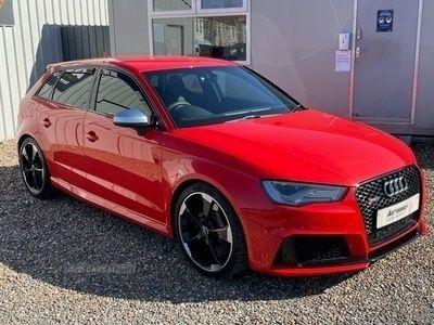 used Audi RS3 NAV QUATTRO S-A