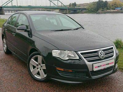 used VW Passat 2.0 R LINE TDI DSG 4d 138 BHP **SOLD AS SEEN**